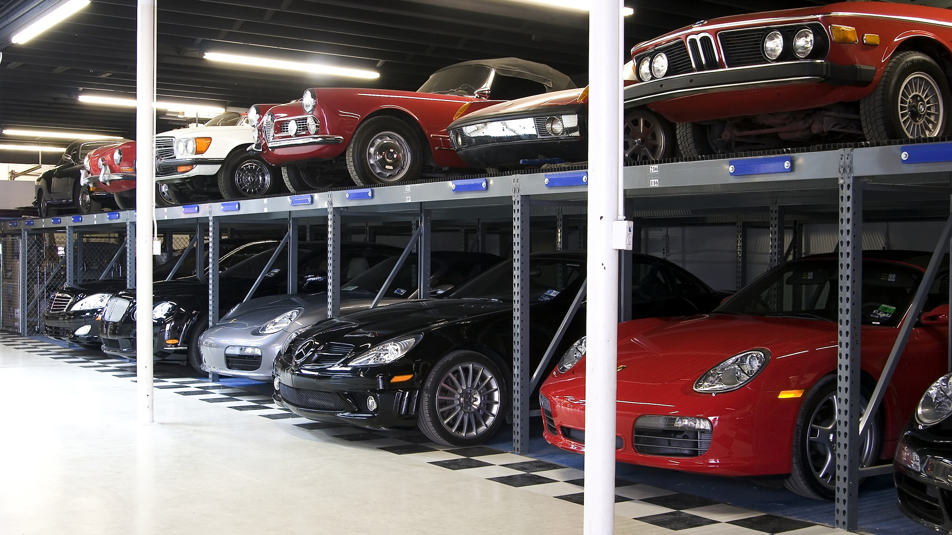 Indoor climate controlled car storage baltimore md for Garage md auto